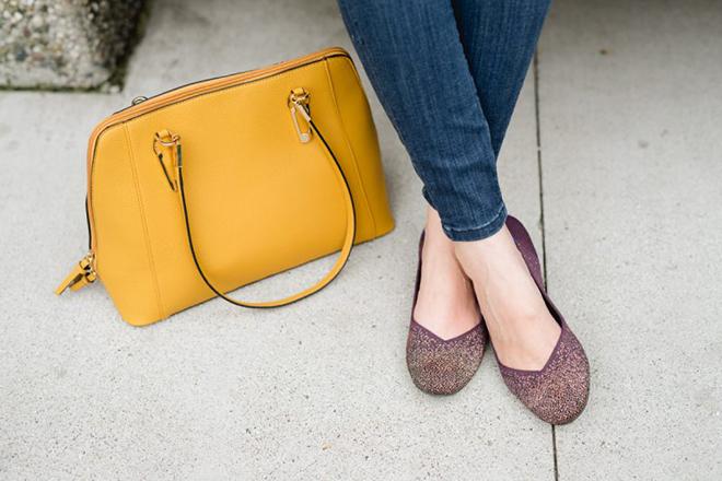 Tăng cỡ giày khi mang thai