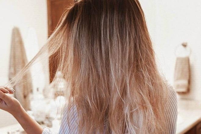 thử tóc