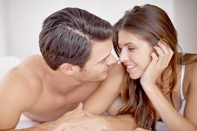 Vợ chồng thân mật