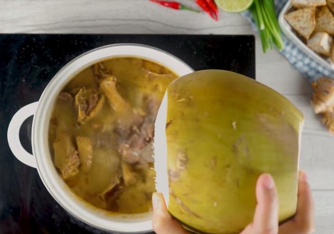 cách nấu vịt nấu chao