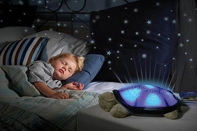 Không gian ngủ cho bé