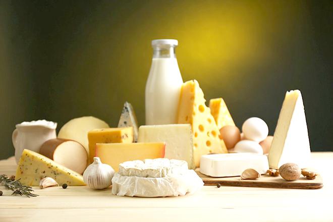Chế phẩm từ sữa