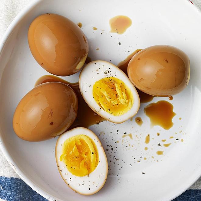 Trứng có lợi cho chiều cao của trẻ