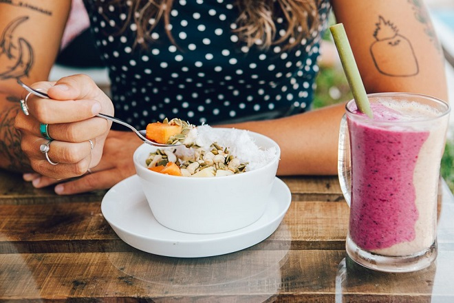 Bữa sáng ăn gì để giảm cân