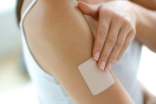 Miếng dán tránh thai