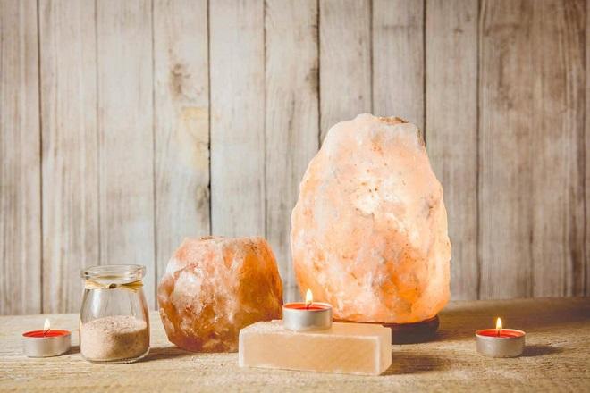 Công dụng của đá muối Himalaya