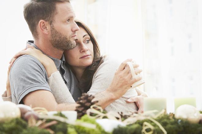 Vợ chồng nương tựa