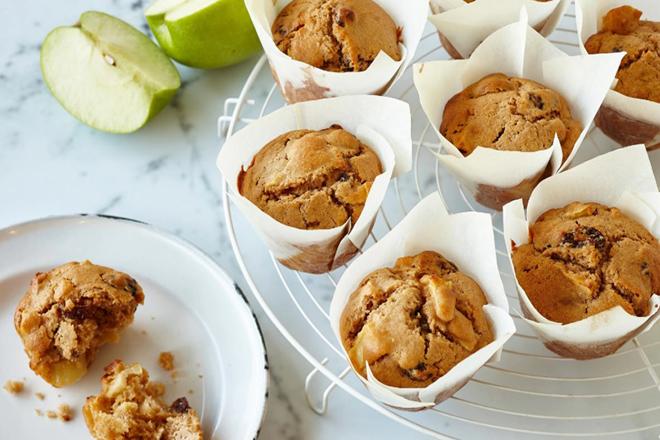 Muffin táo
