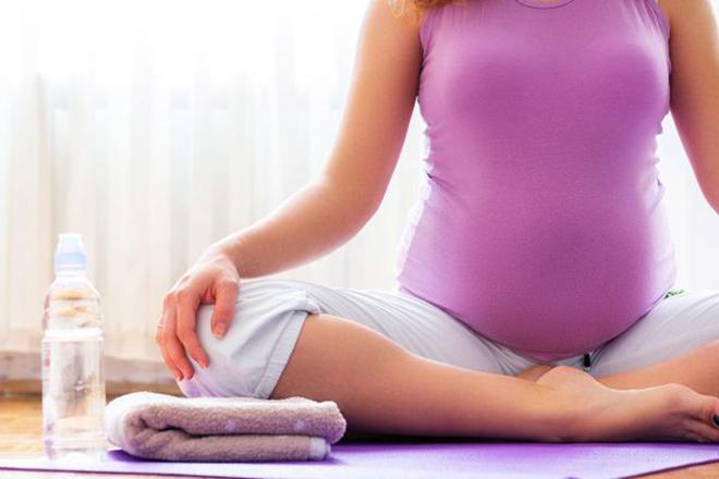 Tập kegel khi mang thai