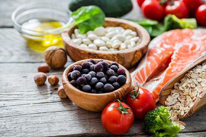 Thực phẩm giàu protein lành mạnh