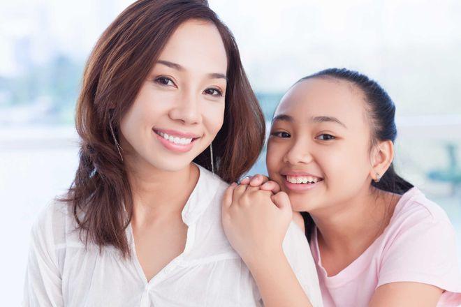 Ba mẹ hỗ trợ trẻ 14 tuổi