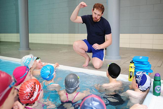 Kỹ năng bơi lội