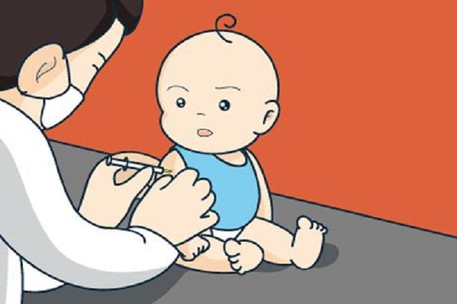 bệnh sởi ở bé