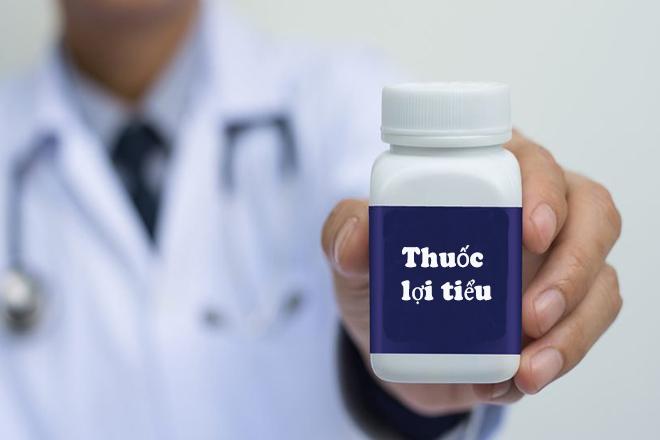 Thuốc lợi tiểu