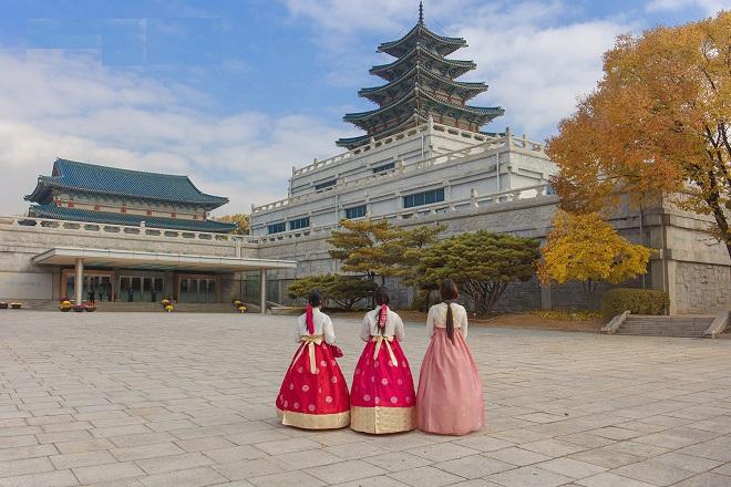 Du lịch Hàn Quốc hè 2019