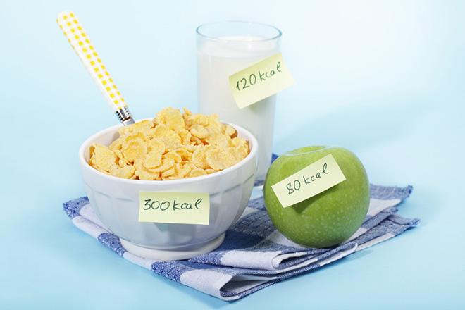 Quan tâm về lượng calo tiêu thụ sau sinh