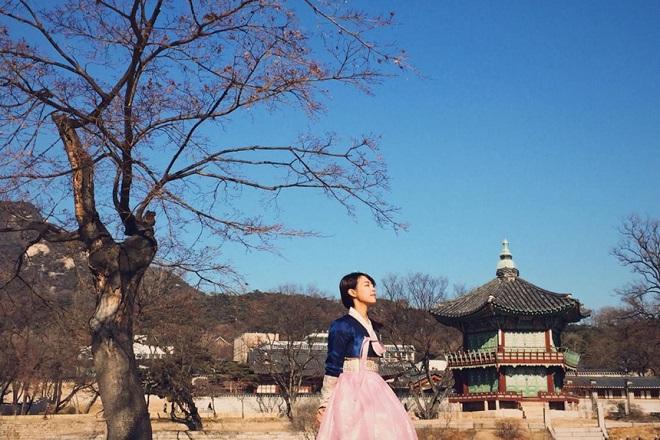 du lịch mùa hè Hàn Quốc