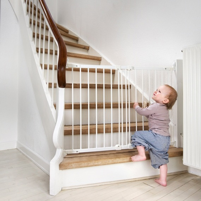 Cửa chắn cầu thang