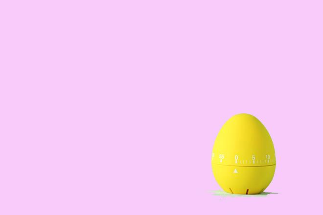 Trứng rụng