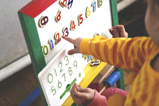 Cách dạy trẻ nhận biết chữ số dễ dàng