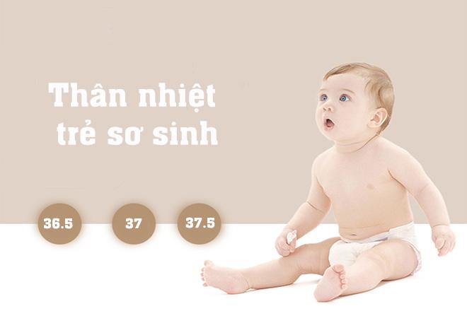 Thân nhiệt trẻ sơ sinh