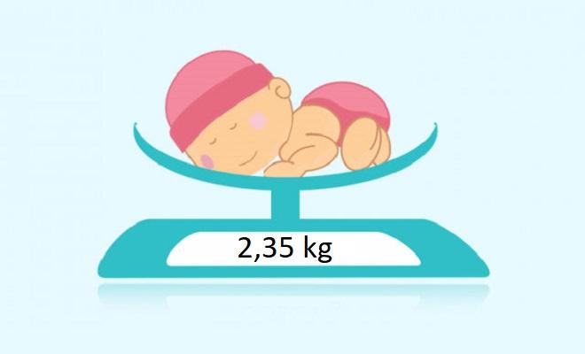 nhẹ cân