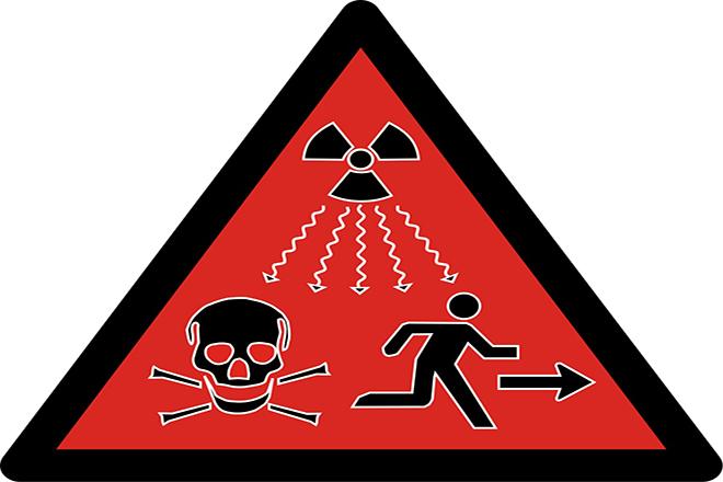 Phơi nhiễm phóng xạ