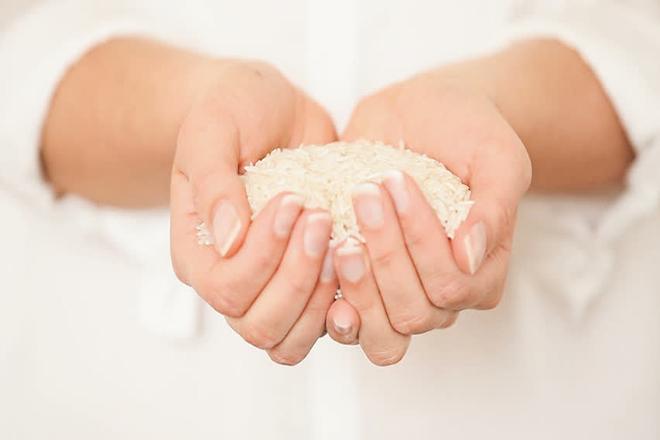 Chọn gạo
