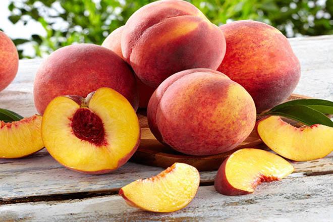 Dinh dưỡng trong trái đào