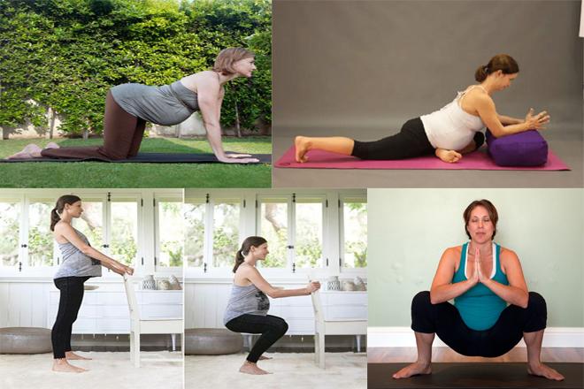 3 tháng cuối tập yoga