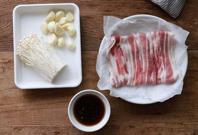 cắt thịt