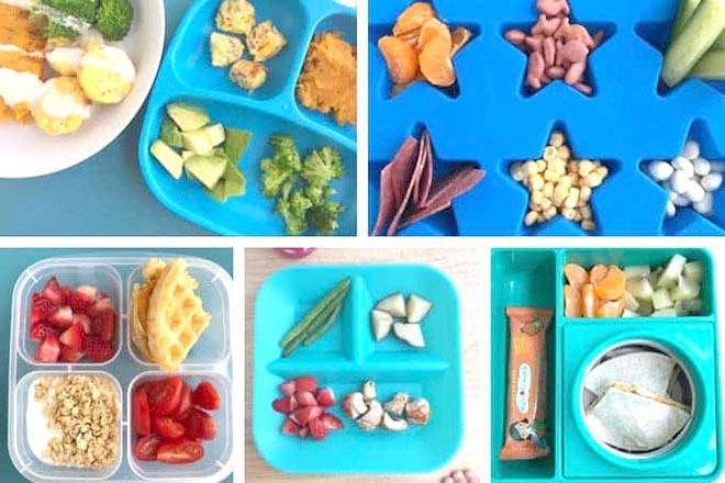 Thực đơn với thực phẩm giàu dinh dưỡng