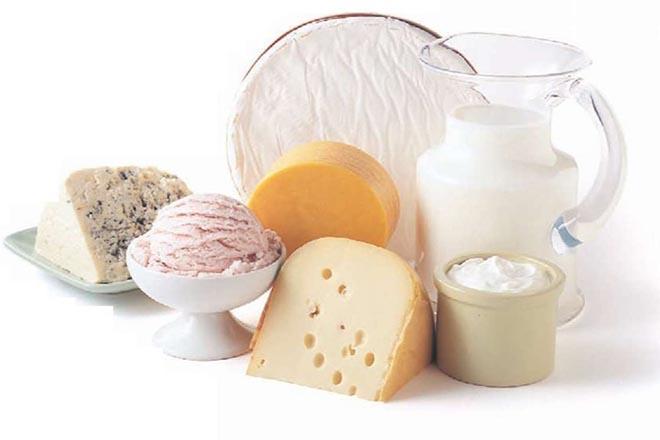 Chế phẩm sữa