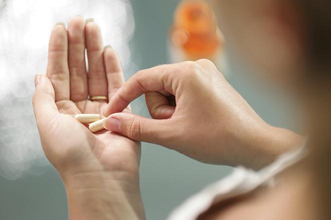Bổ sung vitamin trước mang thai