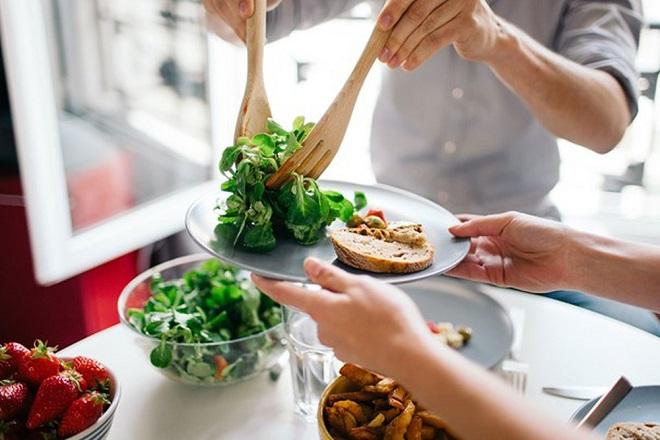 chế độ ăn cho người ăn kiêng