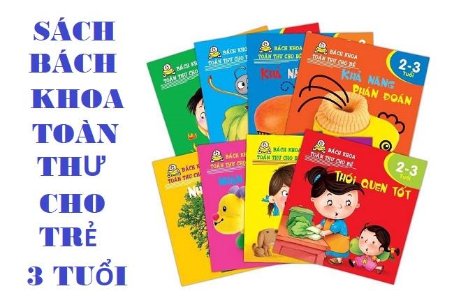 sách bách khoa cho trẻ