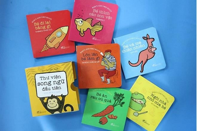sách cho trẻ