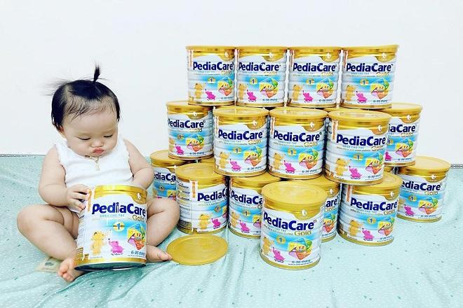 Sữa Pedia Care Gold
