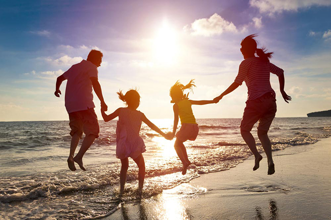 Địa điểm du lịch biển cho gia đình