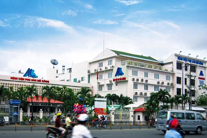 Bện viện Phụ sản MêKông