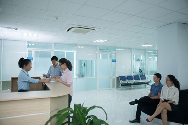 Phòng khám Bệnh viện Đại học Y Dược 1