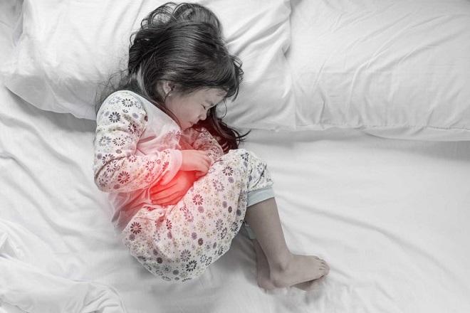 bệnh kiết lỵ ở trẻ