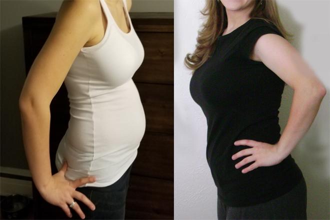 Mẹ bầu 12 tuần