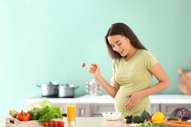ba bau nen an rauBà bầu nên ăn rau gì trong 3 tháng đầu