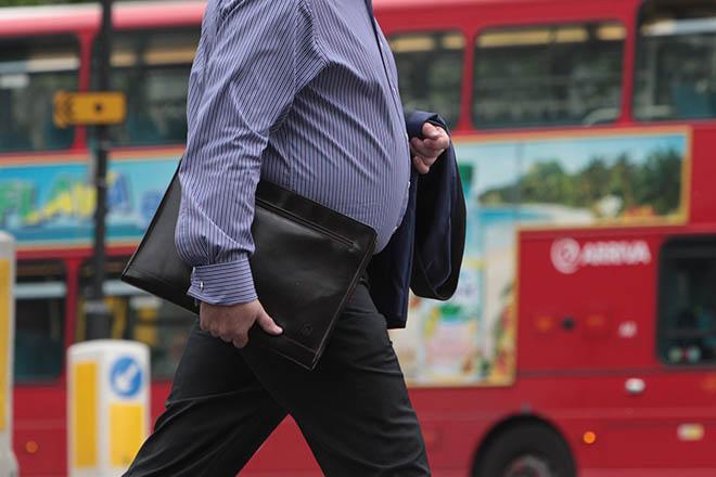 Đàn ông béo phì