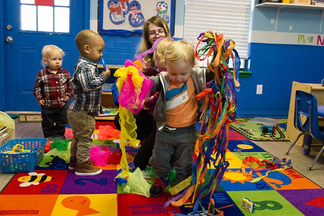 Địa điểm vui chơi cho bé 1 tuổi