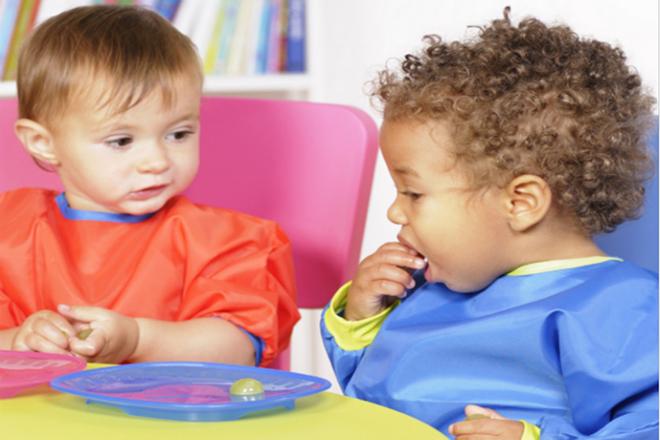 Mỗi trẻ có nhu cầu ăn khác nhau