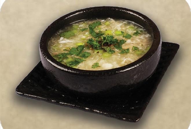 súp măng tây