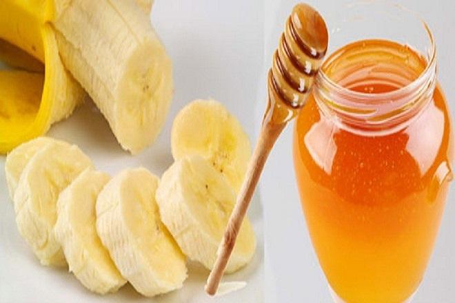 mat ong chMặt nạ mật ong và chuối giữ ẩm, giúp da sáng khỏeuoi