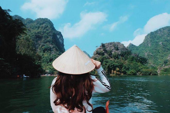 Tuyệt tình cốc tại Ninh Bình mang một vẻ đẹp bí ẩn